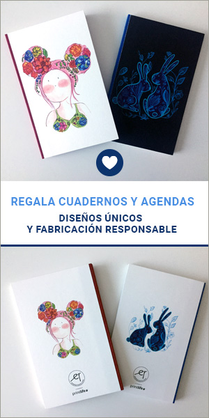 cuadernos eco-friendly